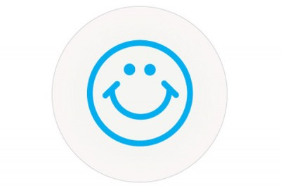 Half-day Smiley Face Timing Cover (1000/Pkg)