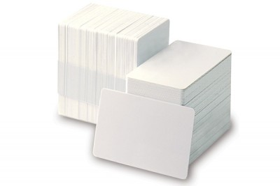Mylar Adhesive Back PVC Cards (500/Box)