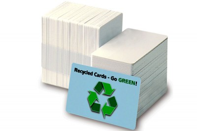 Recycled Cards CR80.030 (500/Box)