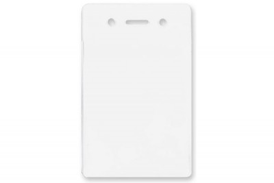 Vertical Proximity Card Holder (100/Box)