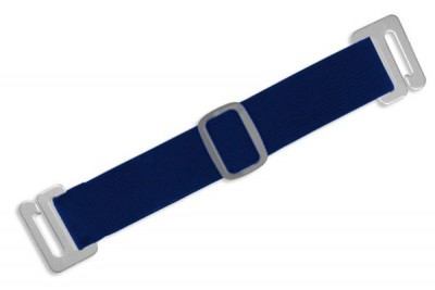 Adjustable Strap, Navy Blue (100/Box)