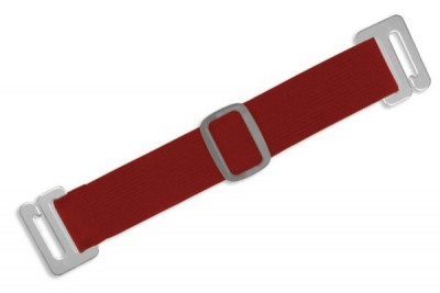 Red Adjustable Strap (100/Box)