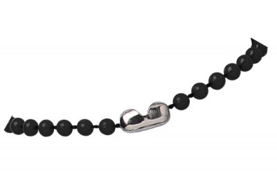 "Black 38"" Colored Neck Chains (500/Pkg)"