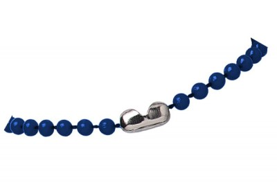 "Navy Blue 38"" Colored Neck Chains (20000/Pkg)"