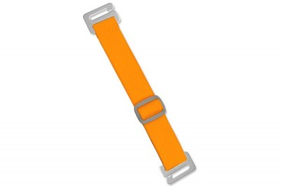 Neon Orange Adjustable Elastic Arm Band Strap (100/Box)