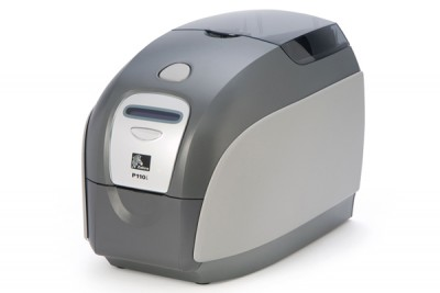 Zebra P110i Single Sided Card Printer