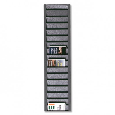 ID Badge Rack, Vertical