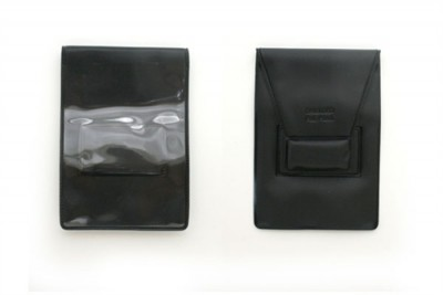 Single Pocket Vertical Holder - Credit Card Size (50/Box)