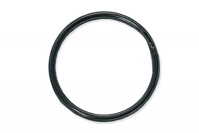 "1 1/8"" Oxidized Split Ring (1000/Pkg)"