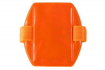 Orange Reflective Holders (25/Box)