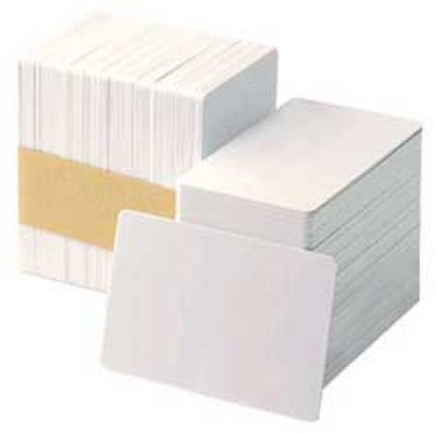Fargo Ultracard 10Mil Adhesive Mylar Backed Cards (500/Box)