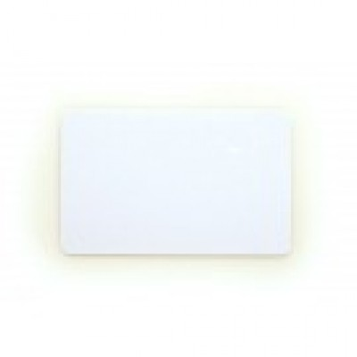 PVC Card - Adhesive Back With Paper Liner (014 mil) (500/Box)
