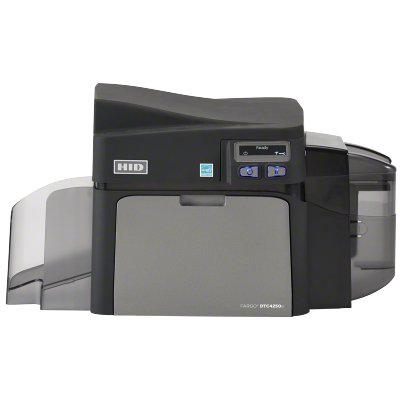 Fargo DTC4250e Card Printer-Encoder (Single Side, USB, Ethernet, ISO MAG Encoder)