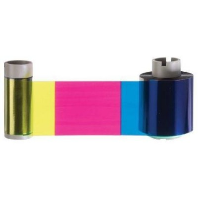 Fargo 81740 YMCKOK Color Ribbon