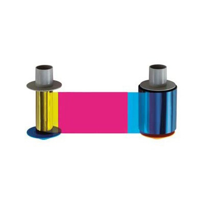 Fargo 84813 YMCKH Color Ribbon for HDP8500 Printer