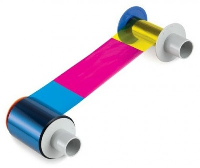 Fargo 86032 YMCKOK Color Ribbon