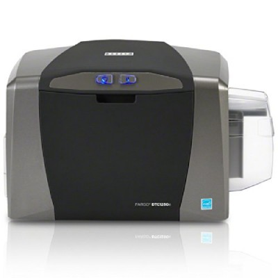 DTC1250e Single Sided Base Printer with USB