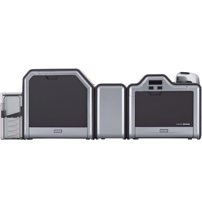 Fargo HDP5000 Dual-Sided ID Card Printer with MAG Encoder and Dual-Sided Lamination