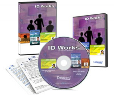 Datacard 571897-001 ID Works Intro V6.5 Software