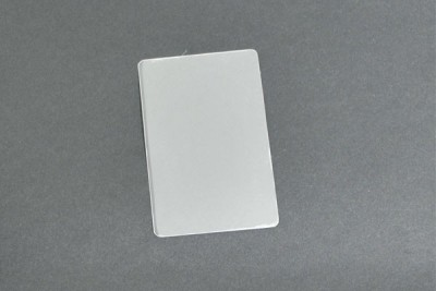 Kleer-Lam Laminates, Giant Tag Clear 2 Part Size (500/Pkg)