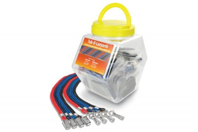 Tub-O-Lanyards (50/Pkg)