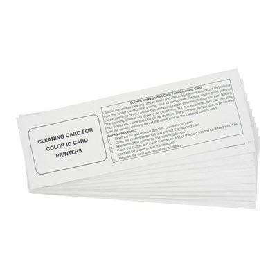 Magicard Cleaning Cards Bulk for Rio, Rio2, Tango, Tango2 - 10 per pack