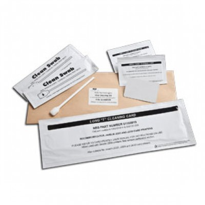 Javelin Cleaning Cards, Small- CR80 (100/Box)