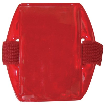 Red Reflective Holders (25/Box)
