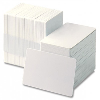 Fargo 60/40 CR80.030 Ultracard III PVC Cards (500/Box)