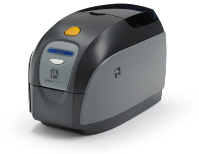 Zebra ZXP Series 1 Card Printer (Single Side, MAG Encoding)