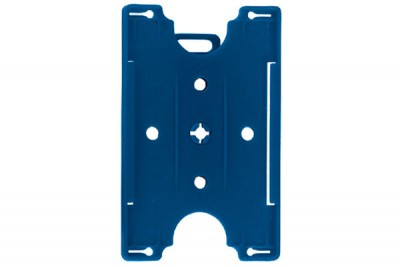 Blue Colored Convertible Card Holder (50/Box)