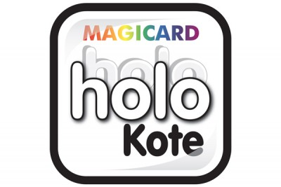 Magicard Ultra Secure Holokote Set Up and Key, Custom Logo (Rio2/Tango2)