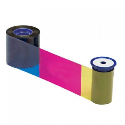 Datacard 534100-001-R003 Color Ribbon (YMCKT)- 250 prints/roll