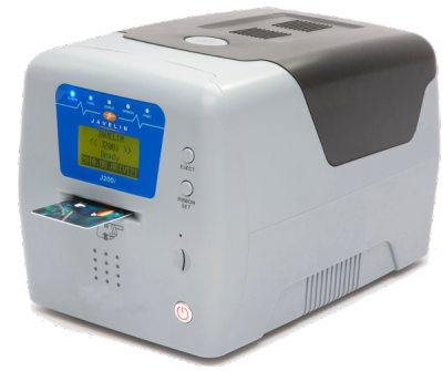 Javelin J200iF (Dual Sided, MAG Encoding, Ethernet, Contact & Contactless Enc)