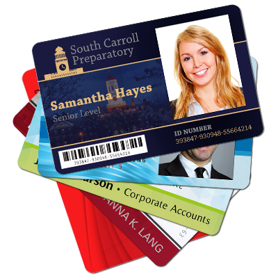 Customized ID Cards