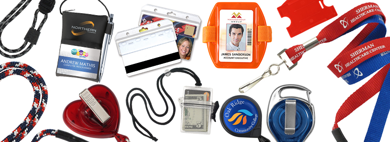 More than just fancy adornments, different ID accessories do have different uses.